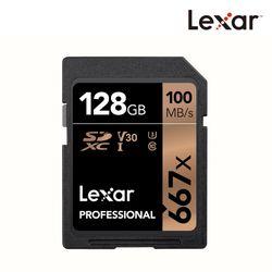 렉사공식판매원 SD카드 667배속 UHS-I급 128GB