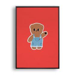 Hello bear