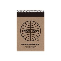 [PANAM] DRAWING BOOK VERTICAL TYPE