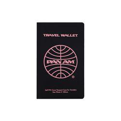 [PANAM] TRAVEL WALLET PINK