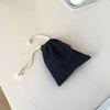 올웨이즈 네이비 파우치(Always navy pouch)-M