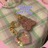 vintage bear key ring (키링)
