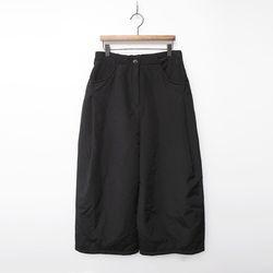 Padding Pintuck Wide Pants
