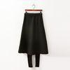 Warm A-Line Skirt Leggings