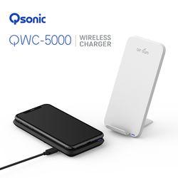 큐소닉 10W 무선충전기 QWC-5000
