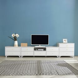 빈 하이그로시 B 2700 TV 거실장세트 YD082