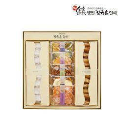 [무료배송] [식품명인 김규흔]명품정과세트 2호