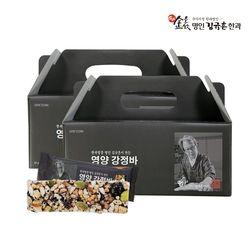 [무료배송] [식품명인 김규흔]영양강정바 60개