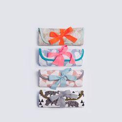 유아 무형광 오가닉 기저귀매트 출산용품 출산선물