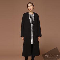 Minimalism long coat