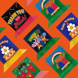팝업 카드 Pop-up Card