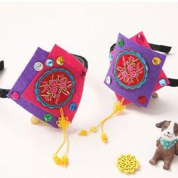 전통 배씨머리띠만들기(5인용)