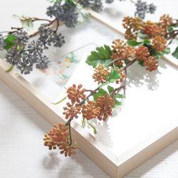 멜라세덤가지o 76cm 조화 꽃 소품  인테리어 FAIAFT