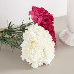 7대카네이션번들(7개입)o 41cm 조화 꽃 소품 FMBBFT