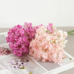 안개꽃번들(5개입)o 28cm 조화 꽃 소품 장식 FMBBFT