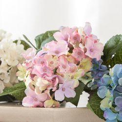 쁘띠수국가지o 22cm 조화 꽃 소품  인테리어 FAIAFT