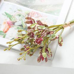 범부채번들(3개입)o 35cm 조화 꽃 소품 장식 FMBBFT