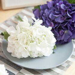 리얼수국번들(3개입)o 30cm 조화 꽃 소품 장식 FMBBFT