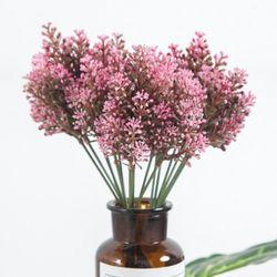 벅수스번들(6개입)o 25cm 조화 꽃 소품 장식 FMBBFT