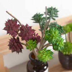 리얼청옥가지o 29cm 조화 꽃 소품 인테리어 FAIAFT