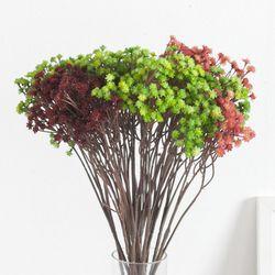 가을안개가지o 50cm 조화 꽃 소품 인테리어 FAIAFT
