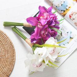 12송이난번들(12개입)o 28cm 조화 꽃 소품 FMBBFT