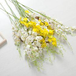 로운온시디움가지o 108cm 조화 꽃 소품 장식 FAIAFT