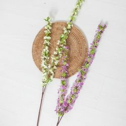 셀라가지o 110cm 조화 꽃 소품 인테리어 장식 FAIAFT