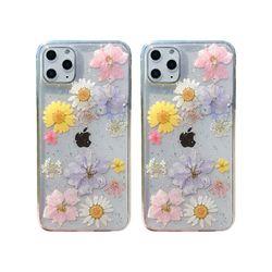 아이폰6S플러스 프리티 플라워 젤리 케이스 P480