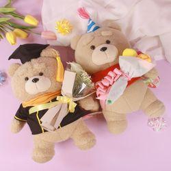 테드 곰 인형 꽃다발 2종