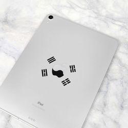 [VENHO] 2-4 태극 스티커 iPad