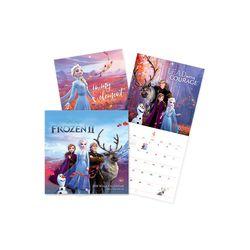 디즈니 겨울왕국2 벽걸이 달력 2020