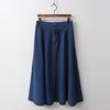 Como Full Denim Skirt