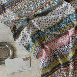 [Fabric] 보헤미안 아일랜드 린넨 Bohemian Island Linen