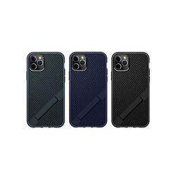 아이폰8 스트라이프 그립감 스탠딩 젤리 케이스 P482