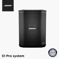 BOSE 보스 정품 S1 Pro 전문가용 블루투스 앰프스피커