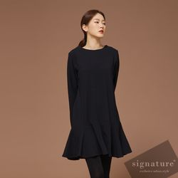 60 Cotton warm dress