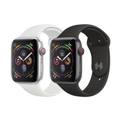 [Apple] 애플워치 S4 40mm 알루미늄 스포츠밴드 (GPS+CELLULAR)