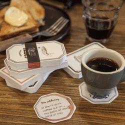 카페 띵즈 코스터 메모(6종)