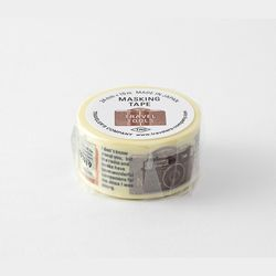 Travel Tools Collection Masking Tape