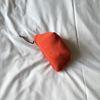 헤비 울 오렌지 파우치 (Heavy wool orange pouch) - S