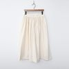Spring Cotton Full Skirt