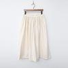 Spring Cotton Full Skirt