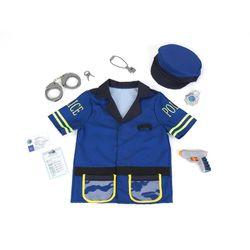 클라인경찰관 의상 역할놀이세트 (KL8893)