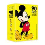 디즈니 미키 마우스 90 주년 엽서북 100
