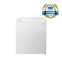 캐리어 클라윈드 슬림형 냉장고 CRF-TD047WSA (47L)