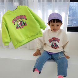 꿈꾸는아이 플로리다 맨투맨 티셔츠 2컬러 택1아동복