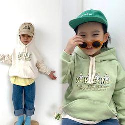 꿈꾸는아이 곰돌이 후드 티셔츠 2컬러 택1아동복