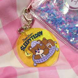 SLEEPY WORLD Bear Key Holder