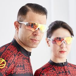 라이딩전용 자전거 변색렌즈 고글 스포츠선글라스
